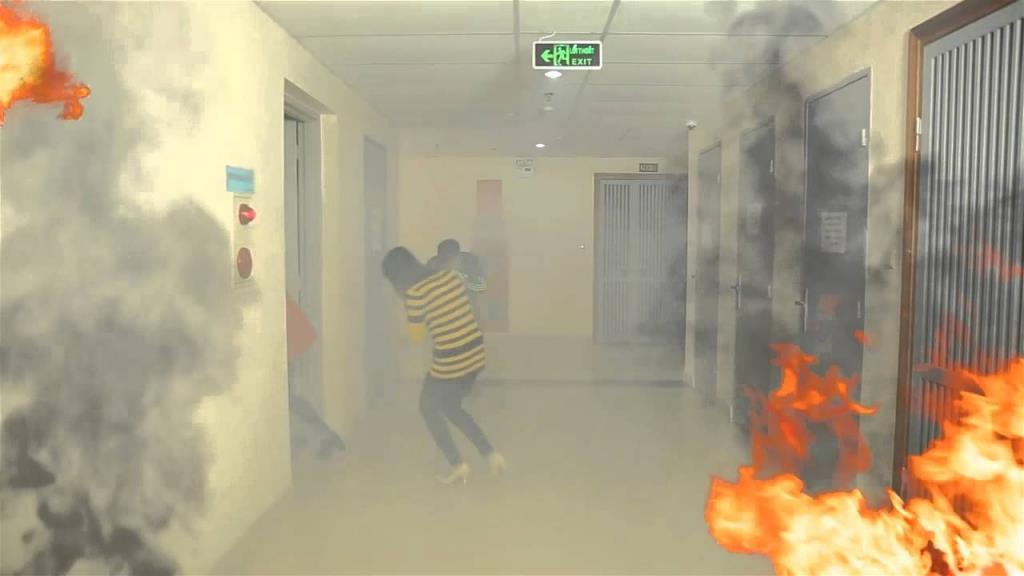 Kinh nghiệm phòng chống cháy nổ tại các chung cư cao tầng